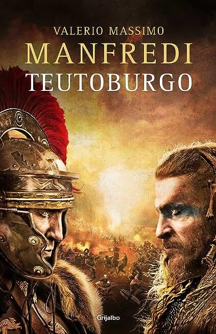 Teutoburgo (Spanish Edition)