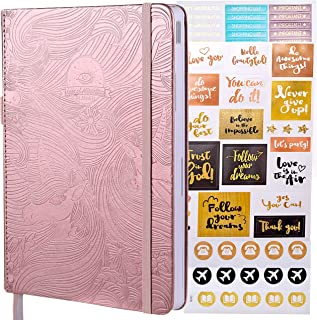 $29 » Law of Attraction Planner - Undated Deluxe Weekly, Monthly Planner, a 12 Month Journey to Increase Productivity & Happines...