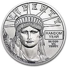 1997 - Present 1/4 oz Platinum American Eagle BU (Random Year) Issue Brilliant Uncirculated