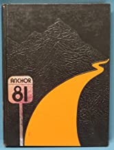 1981 Anchor - West Anchorage High School Yearbook Annual