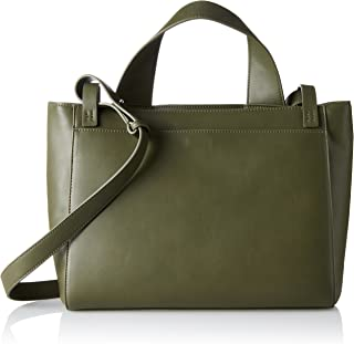 2337045c9ff French Connection Clean Minimalism Rosalyn Bag, Women's Cross-Body  Mehrfarbig (Dsty Olive/