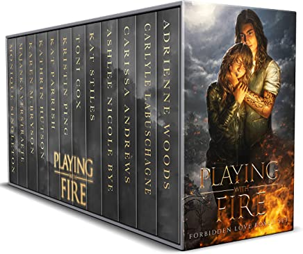 Playing with Fire Boxset (English Edition)