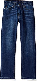 Amazon Essentials Boys' Straight-Fit Jeans