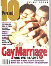 10 Percent Magazine, May/June 1995, Gay Marriage Pride Issue