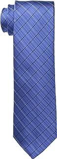 Men's Etched Windowpane B Tie