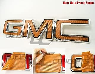 Best orange gmc emblem Reviews