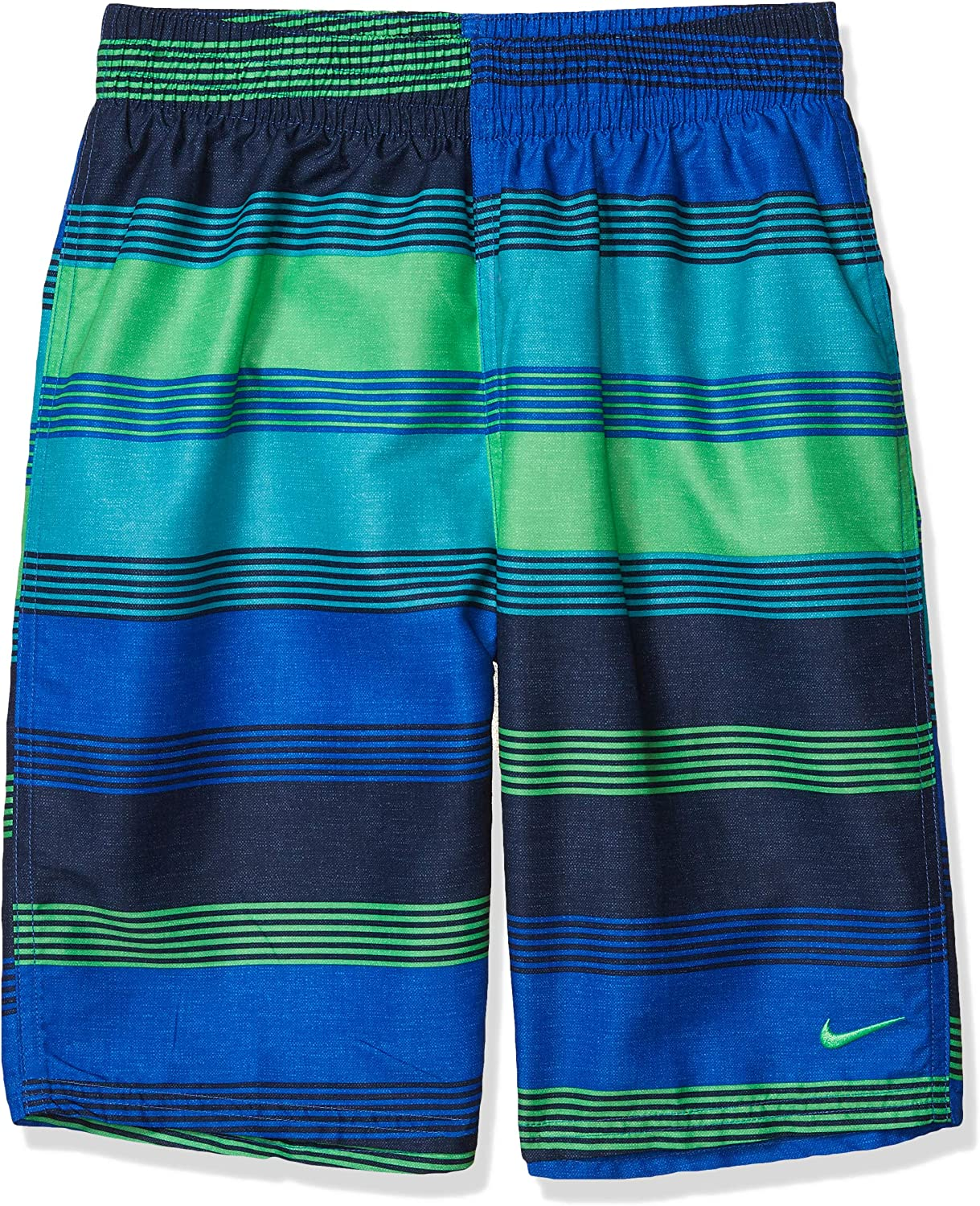Nike Boy's Printed Volley New mail order Short Big Trunk Little Tampa Mall Kid Swim