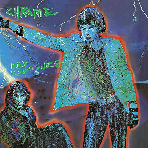 Meet You in the Subway (Bonus Track) by Chrome on Amazon