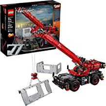 LEGO Technic Rough Terrain Crane 42082 Building Kit (4056 Pieces)