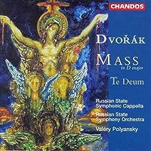 Dvorak: Mass in D Major / Te Deum