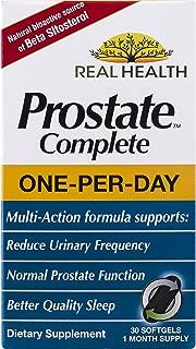 Real Health Prostate Complete, 30 cápsulas blandas