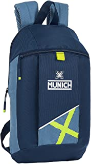 612098821 Mini Mochila Uso Diario de Munich Lima, 220x100x390mm