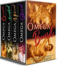Northern Lodge Pack Omegas - Books 4-7 (The Northern Lodge Pack Book 2) (English Edition)