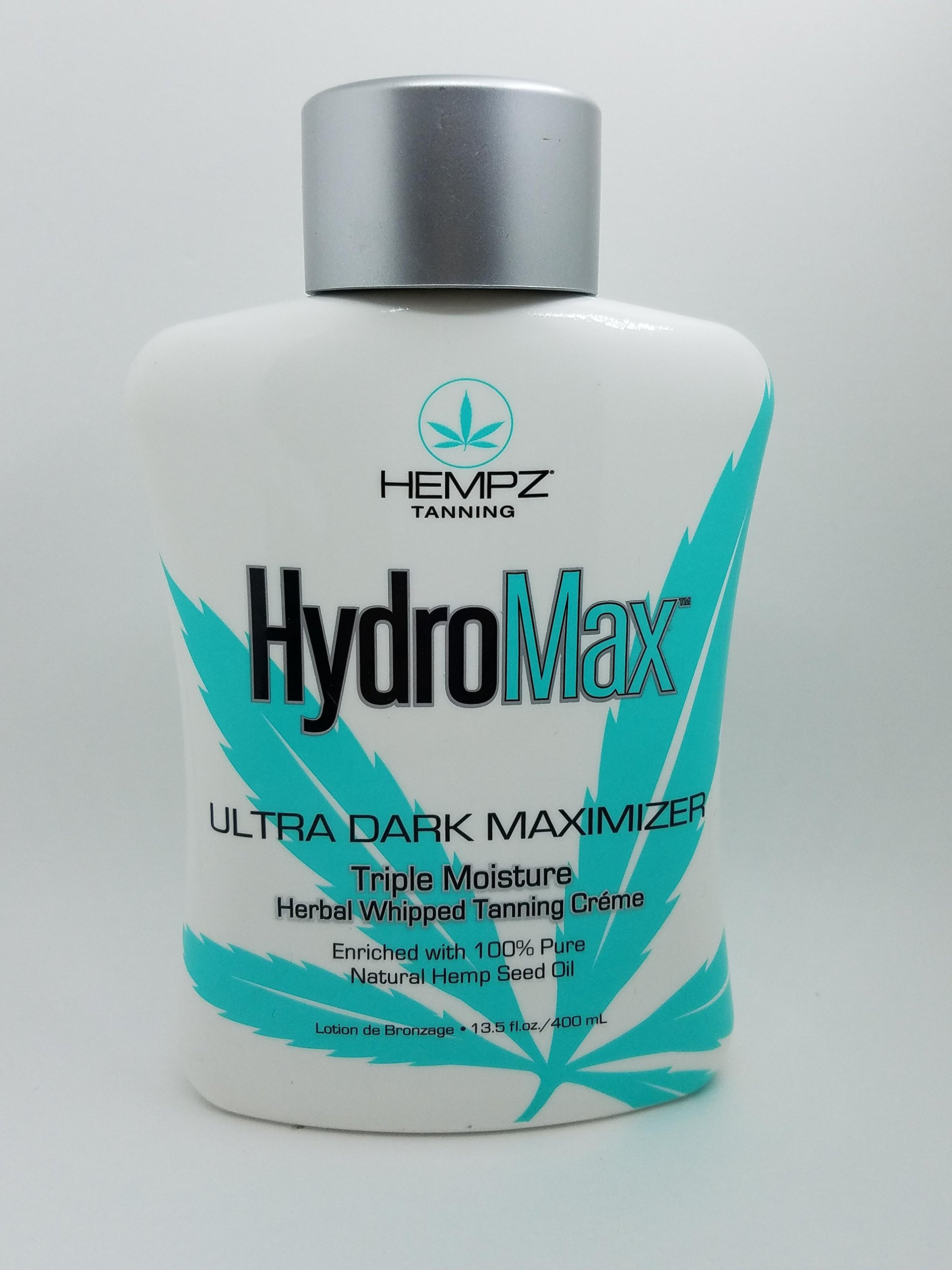 Hempz Maximizer Indoor Tanning Lotion