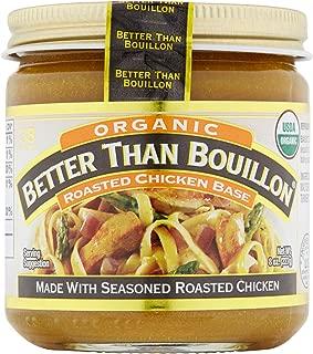 Better Than Bouillon Chicken Base, Organic, 8 oz