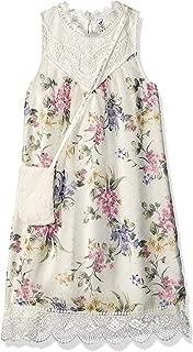 Beautees Big Girls' Victorian Lace Dress