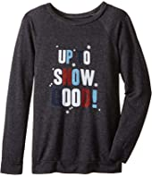 The Original Retro Brand Kids Up To Snow Good Thermal (Big Kids)