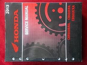 Best honda cb500f service manual Reviews