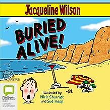 buried alive book jacqueline wilson