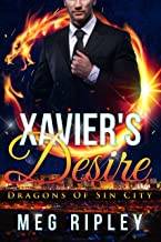 Xavier's Desire (Dragons Of Sin City)