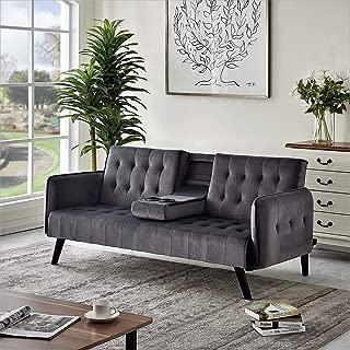 Best velvet tufted sofa bed Reviews