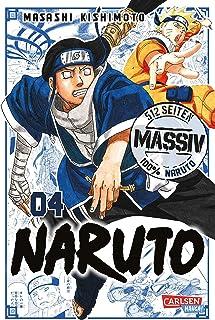 NARUTO Massiv 4: Die Originalserie als umfangreiche Sammelba