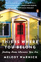 Best this is where you belong book Reviews