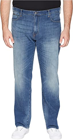 Big & Tall Hampton Athletic Fit Stretch Denim in Thompson