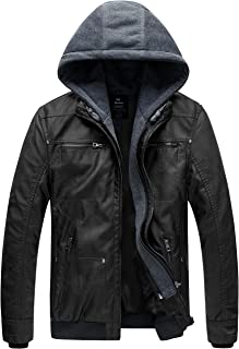 Best leather and fur coat men Reviews
