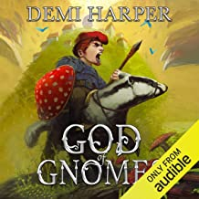 God of Gnomes: God Core, Book 1 (A Dungeon Core LitRPG Series)