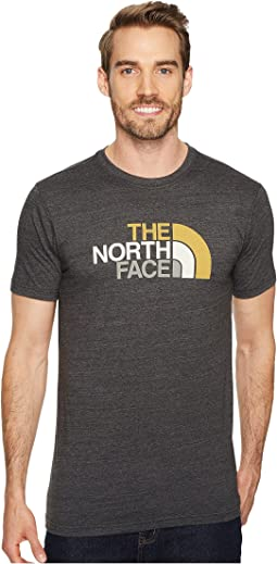 Short Sleeve Half Dome Tri-Blend Tee
