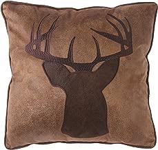 Carstens Applique Buck pillow
