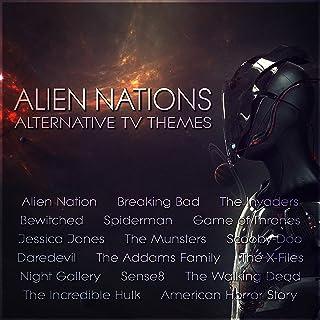Alien Nations – Alternative TV Themes