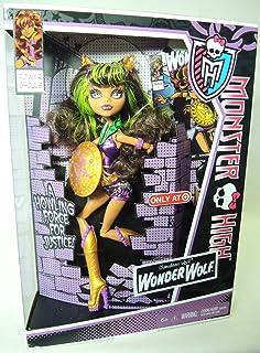 モンスター・ハイ [パワーグールズ] クラウディーン・ウルフ Monster High Power Ghouls Clawdeen Wolf (Wonder Wolf) [並行輸入品]