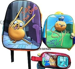 3D Backpack Jake & Fin,