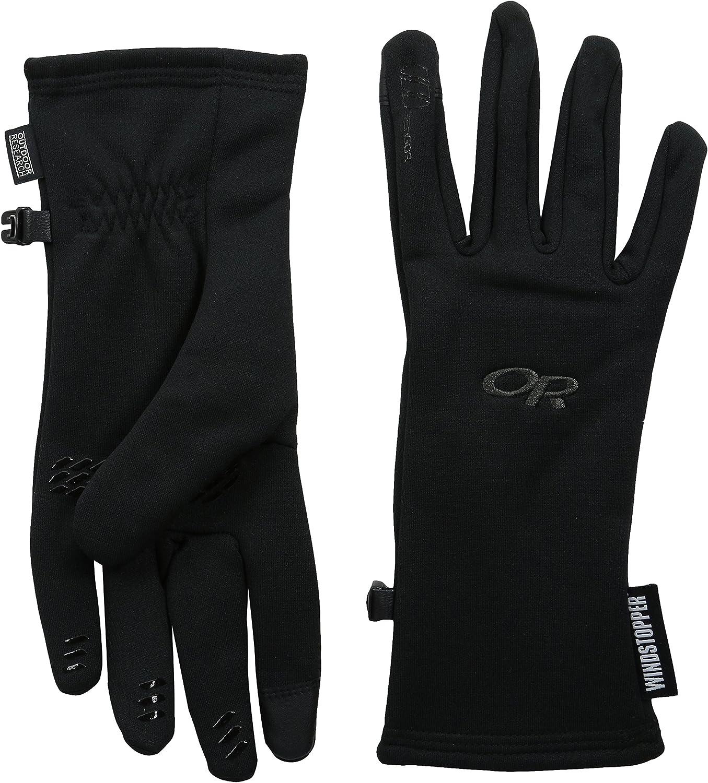 Outdoor Research Women's Backstop Sensor Gloves - Windproof Thermal Fleece Gear