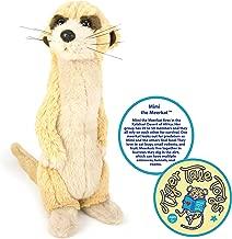 VIAHART Mimi The Meerkat | 12 Inch Stuffed Animal Plush | by Tiger Tale Toys