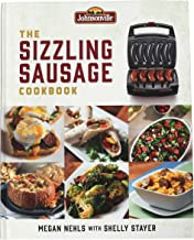 Johnsonville 603881 The Sizzling Sausage Cookbook, White