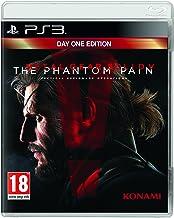 Metal Gear Solid V: The Phantom Pain (PS3) - Versión PAL U.K. en Inglés, incluye subtitulos en Español