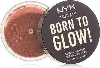 NYX Professional Makeup, Born To Glow Illuminating Powder - Eternal Glow 01