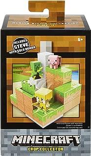 Minecraft Crop Collector Environment Playset