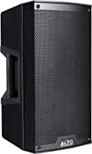 Alto Professional TS310 | 2000 Watt 10 Inch 2 Way Powered PA Speaker with Integrated 2-Channel Mixer and Pole or Wedge Pos...