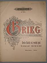 good songs for mezzo sopranos