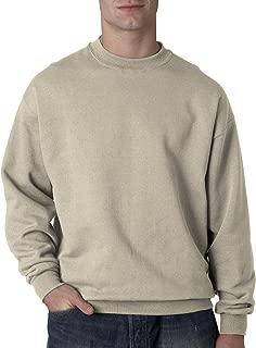 Jerzees Super Sweats Pullover Sweatshirt (50% Cotton, 50% Polyester)