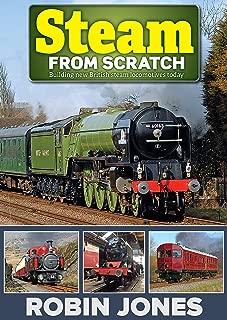 Steam from scratch - Building new British steam locomotives today