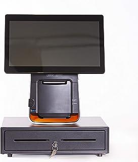 Pack Citaq TPV táctil Completo + cajón + Impresora 80mm + Windows 10