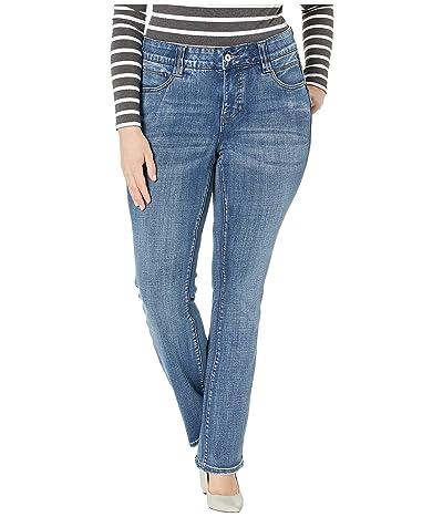 Jag Jeans Plus Size Plus Size Eloise Boot Jeans (Mid Vintage) Women