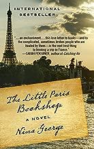 The Little Paris bookshop (wheeler المجلات كبير مطبوع جراب صلب)