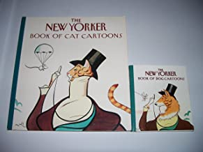 The New Yorker Book of Cat Cartoons & The New Yorker Book of Dog Cartoons Set
