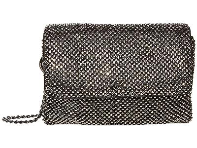 Jessica McClintock Trisha (Gunmetal) Handbags